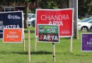 Members of Barrhaven Indian Community Campaigning Against Arya