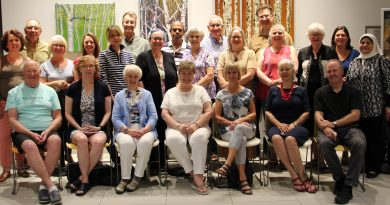 Artists of Stonebridge Ready To 'Paint The Town'