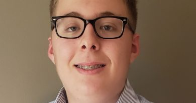 OHSCA President Has a Passion For Politics
